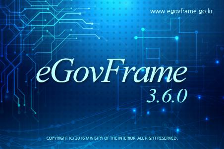 eGovFrame 3.6.0 (http://www.egovframe.go.kr)